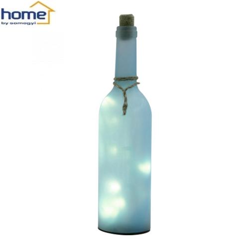 dekorativna-viseča-led-svetilka-lučka-flaša-modra