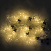 LED DEKORATIVNE BATERIJSKE LUČKE ML10 GLOBE 2,25 METRA