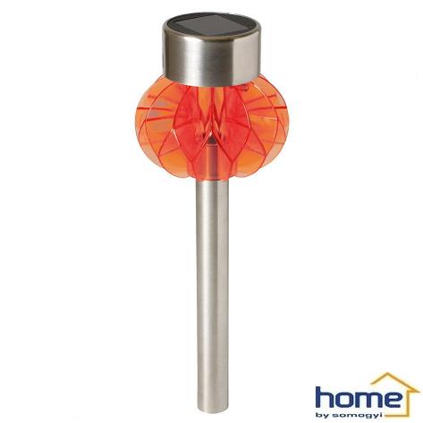 vrtna-solarna-vbodna-okrasna-dekorativna-led-lučka-oranžna