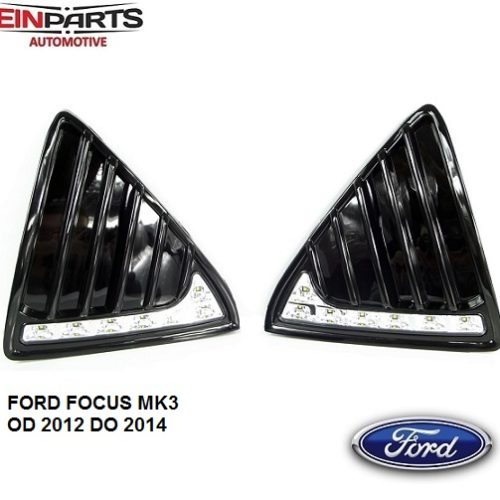 dnevne-led-luči-za-ford-focus-mk3-2012-2014