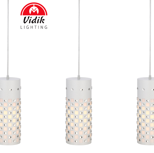 viseča-trojna-art-deco-svetilka-bela