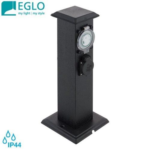 vrtni-stebriček-z-vtičnico-in-stikalno-uro-črni-ip44-eglo