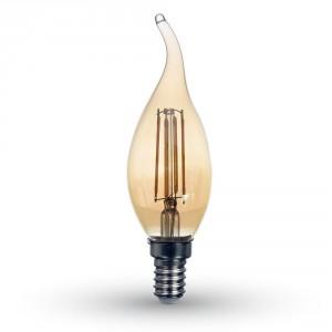 e14-retro-vintage-filementna-led-sijalka-žarnica-plamen-amber-jantarno-steklo-4w-2200k