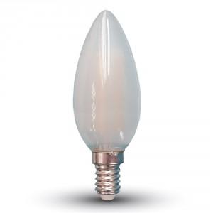 e14-retro-vintage-filementna-led-sijalka-žarnica-svečka-mat-steklo-4w-2700k