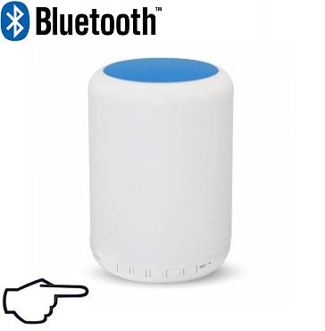 namizna-led-bluetooth-rgb-led-svetilka-z-radiom-prostoročno-telefoniranje-touch-senzor-na-dotik-modra