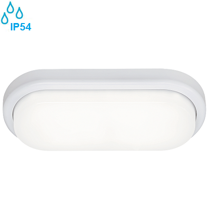 LED SVETILKA LOKI 15W 4000K IP54