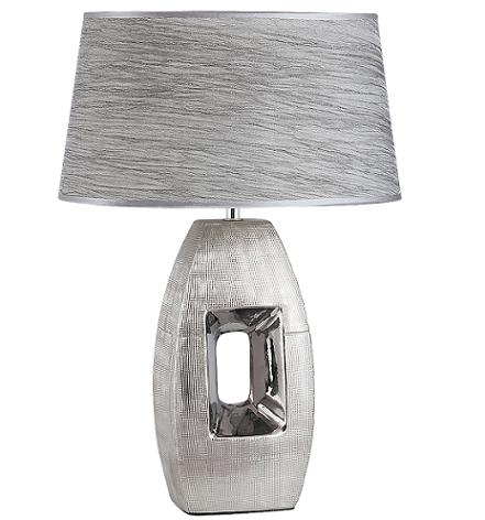 namizna-keramična-svetilka-srebrna