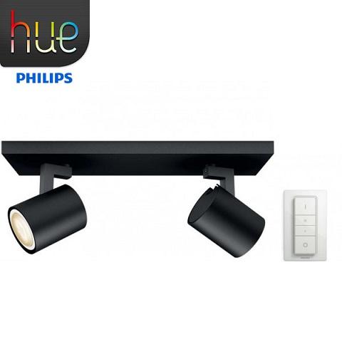 dvojni-zatemnilni-led-reflektor-philips-hue-z-brezžičnim-zatemnilnim-stikalom-črni