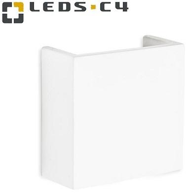 kvadratna-stenska-ambientalna-led-svetilka-luč-iz-gipsa-mavca-ledsc4