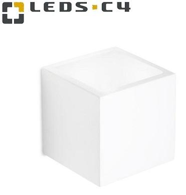 kvadratna-stenska-ambientalna-svetilka-luč-iz-gipsa-mavca