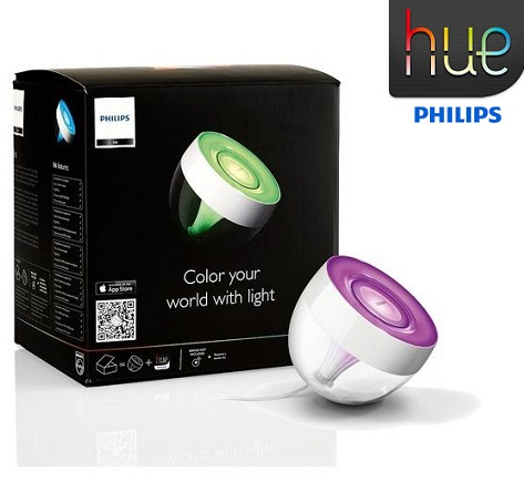 PHILIPS HUE IRIS NAMIZNA RGB LED SVETILKA 105 mm 10W