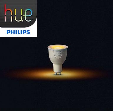 philips hue gu10 6 5w 2200k do 6500k rgb led sijalka za raz iritev sistema spletna trgovina. Black Bedroom Furniture Sets. Home Design Ideas