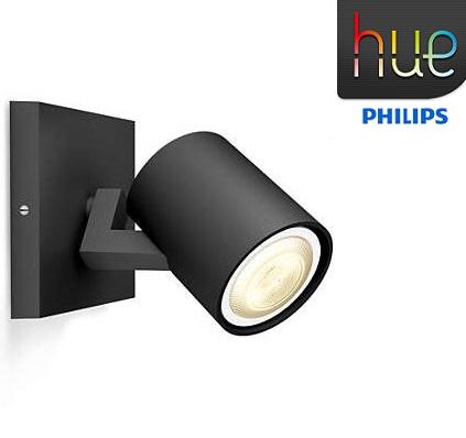 philips-hue-runner-gu10-led-raflektor-z-brezžičnim-zatemnilnim-stikalom-6500k