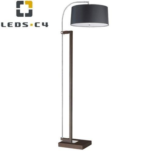 stoječe-svetilke-za-osvetlitev-jedilne-mize-sedežne-garniture-dizajnerska-svetilka-črni-senčnik