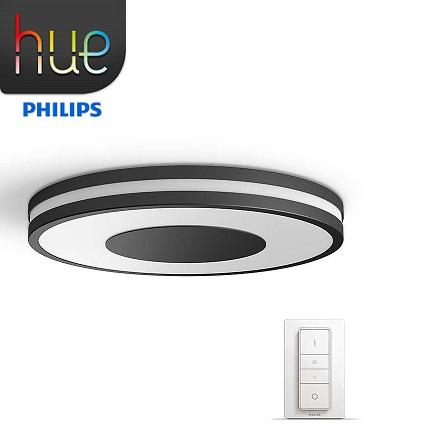 philips hue being stropna led svetilka fi 348 mm 32w 2200k do 6500k v treh barvah spletna. Black Bedroom Furniture Sets. Home Design Ideas