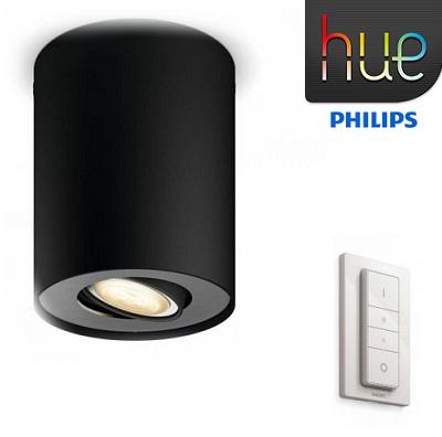 stropni-zatemnilni-philips-hue-pillar-led-reflektor-z-zatemnilnim-brezžičnim-stikalom-upravljenje-svetilke-z-pametnim-telefonom-črni