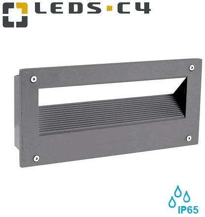 zunanja-vgradna-led-svetilka-za-škarpo-stopnice-zidove-ip65-antracitna
