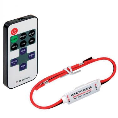 mini-daljinski-dimer-zatemnilnik-za-led-trak-z-daljinskim-upravljanjem