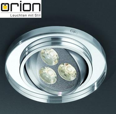 okrogla-nastavljiva-vgradna-led-svetilka-zrcalno-steklo-orion