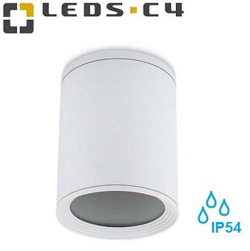stropna-nadgradna-svetilka-downlighter-e27-ip54-beli