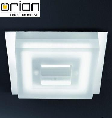 vgradne-led-luči-okrogle-orion-kvadratne