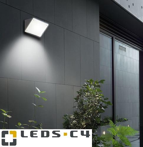 zunanje-vrtne-fasadne-stenske-trikotne-svetilke-luči-led-ip65