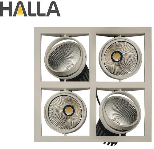 arhitekturna-vgradna-svetila-četverni-reflekorji-halla