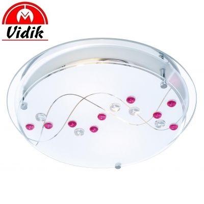 klasična-okrogla-steklena-plafonjera-e27-fi-320-mm