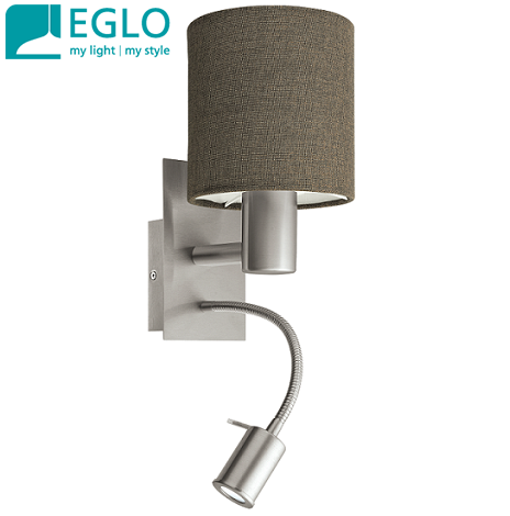 stenske-svetilke-za-spalnico-z-bralno-led-lučko-eglo-rjavi-senčnik