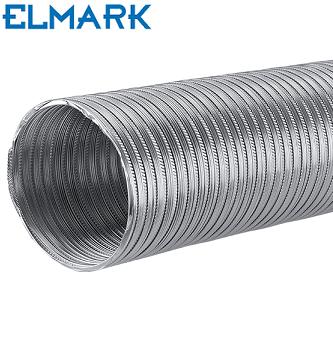 venitilacijske-prezračevalne-aluminijaste-cevi-za-ventilatorje-in-klima-sisteme-fi-120-mm-dolžina-3-metra