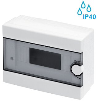 nadometne-nadgradne-zunanje-vodotesne-razdelilne-elektro-omarice-plastične-transparentna-vrata-ip40-enovrstne-sesnajstmestne