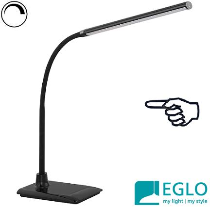 namizne-delovne-bralne-touch-zatemnilne-led-svetilke-eglo-črne