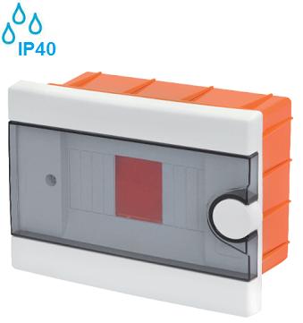 podometna-vgradna-razdelilna-elektro-omarica-vodotesna-ip40-enoredna-enovrstna-šestmestna