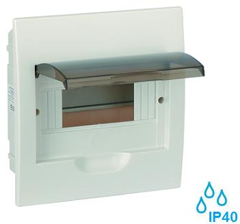 podometne-razdelilne-elektro-omarice-plastične-vgradne-ip40-enoredne-enovrstne-štirimestne
