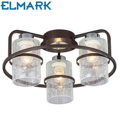 retro-vintage-stropna-klasična-svetilka-lestenec-trojni-elmark
