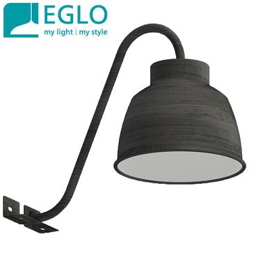 stenska-pohištvena-led-svetila-montaža-na-kopalniške-omarice-eglo