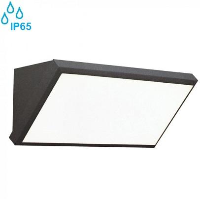 zunanja-stenska-trikotna-led-svetilka-ip65-luči-za-škarpe