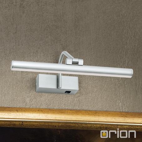 led-svetilka-za-slike-s-stikalom-300-mm-brušen-nikelj-orion