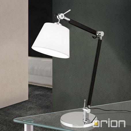 namizna-tekstilna-retro-vintage-svetilka-s-senčnikom-nastavljiva-po-višini