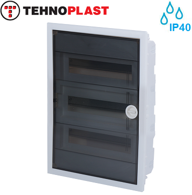 podometne-razdelilne-elektro-vgradne-omarice-tehnoplast-troredne-trovrstne-u36-a-ip40-transparentna-prozorna-vrata