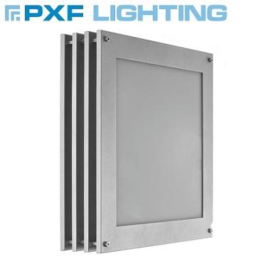 stenska-stropna-svetilka-plafonjera-kvadratna-aluminij-siva-pxf-lighting-2x26w