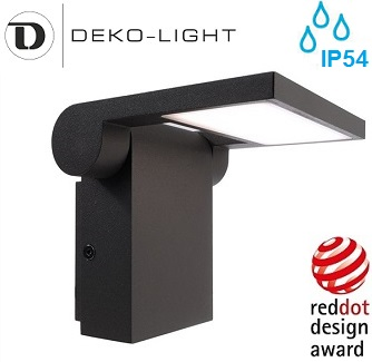 Zunanje-stenske-vrtne-fasadne-led-luči-ip54-deko-light-red-dot-award