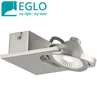 enojni-stropni-led-spot-reflektor-eglo-svetila-brušen-nikelj