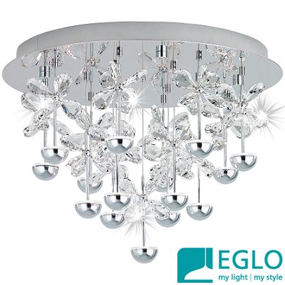 kristalni-stropni-led-lestenci-svetila-eglo