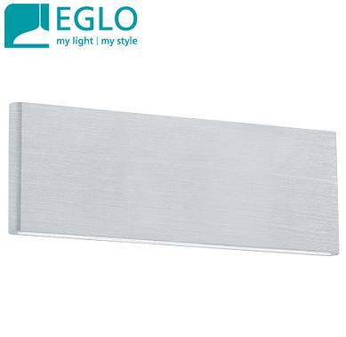 stenske-ambientalne-led-luči-eglo-brušen-aluminij