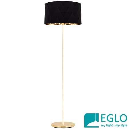 stoječa-tekstilna-svetilka-eglo-črna