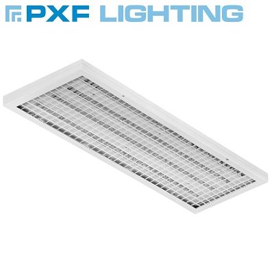 stropna-industrijska-led-svetilka-za-športne-dvorane-objekte-pxf-lighting-z-zaščitno-mrežo