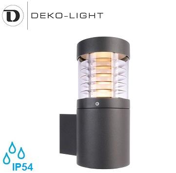 zunanje-stenske-vrtne-svetilke-dva-snopa-dol-in-gor-ip54-antracit-deko-light-svetila
