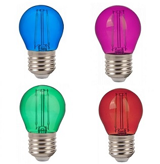 e27-mini-barvne-led-žarnice-sijalke-2w-bzčke-modre-rdeče-zelene-roza