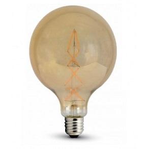 filamentna-e27-retro-vintage-led-sijalka-žarnica-fi-125-mm-amber-jantarno-steklo